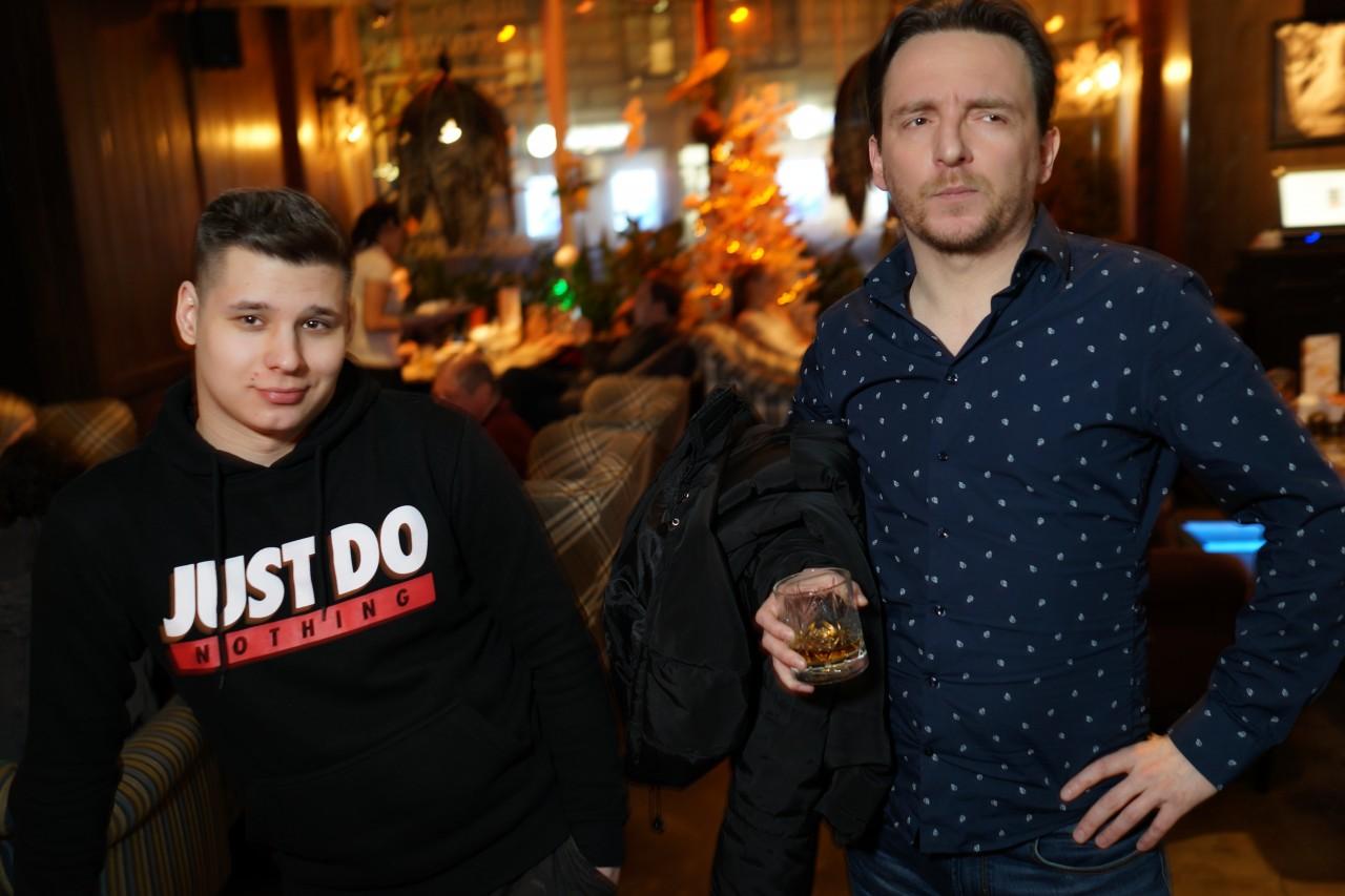 Научу молодежь пить культурно